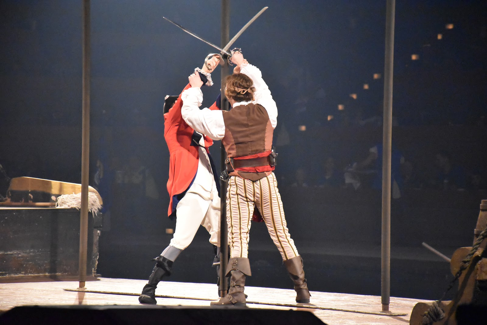 Go on a Thrilling Adventure at the Pirates Voyage Dinner and Show in Myrtle Beach