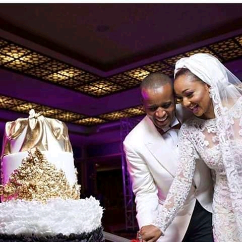 Zahra Buhari Defended Her Father For Not Being The Problem Of Nigeria.
