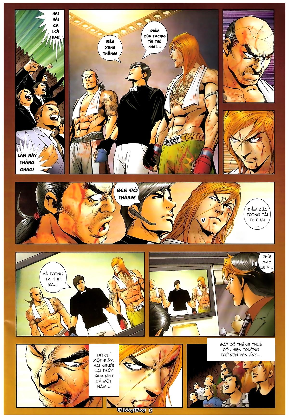 Người Trong Giang Hồ - Chapter 1255: Dũng giả vô cụ - Pic 5