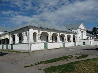 Белая Церковь. Торговые ряды. 1814 г. БрУМ