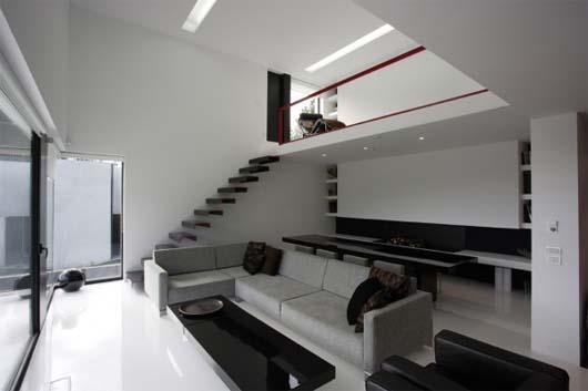 C mo cambiar la decoraci n de tu casa con la combinaci n del blanco ynegro decoracion de - Como cambiar de casa con hipoteca ...
