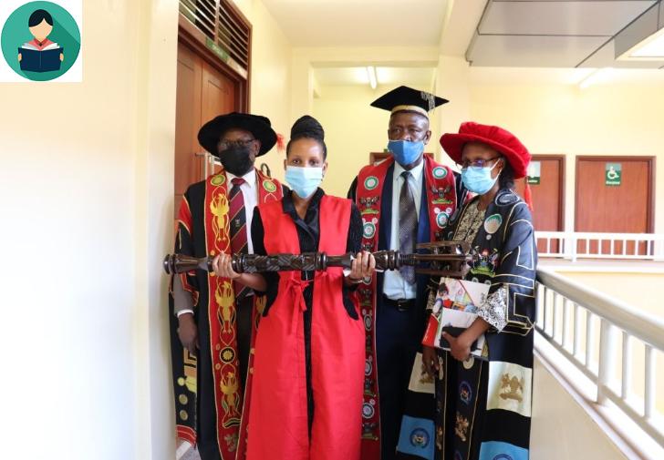 Graduation Ceremonial Mace