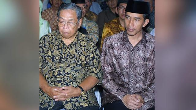 Apakah Jokowi Akan Bernasib Sama seperti Gus Dur?