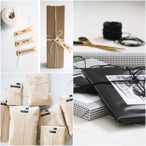 Wrapping Simple Gift