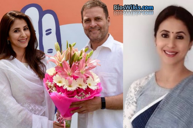 Urmila Matondkar joined Congress party