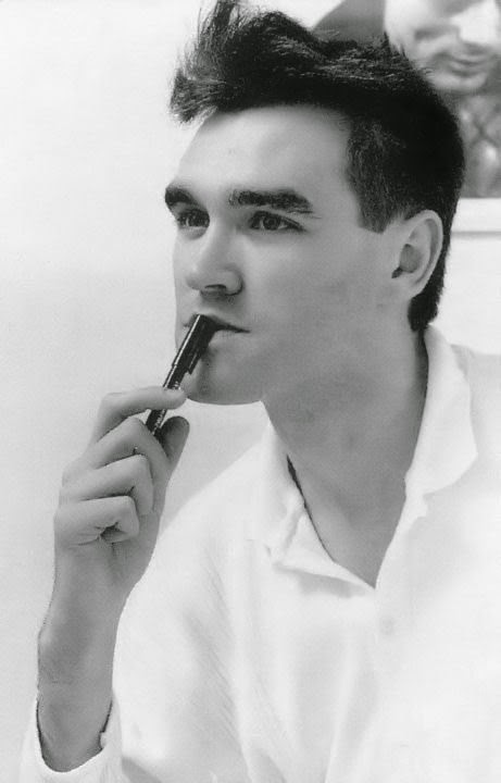 Image result for morrissey writing