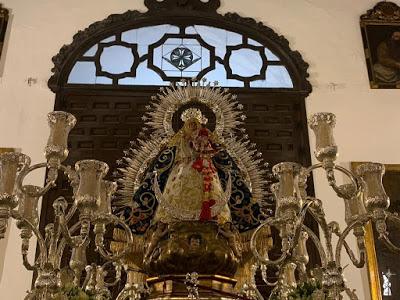 La Cofradía de la Virgen de la Cabeza de Sevilla suspende su procesión del 3 de octubre