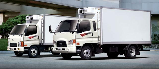 Xe tải Hyundai Mighty VT