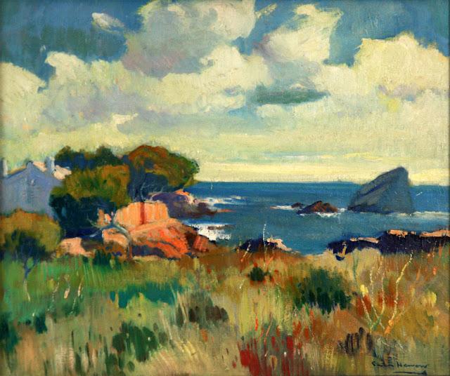 Paisaje costero de Cadaqués