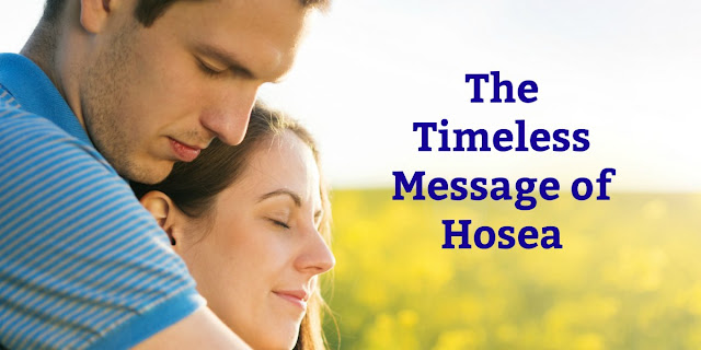 This short explanation of the message of Hosea inspires genuine believers to do something very important. Find out what it is. #BibleLoveNotes #Bible #Devotions #Hosea