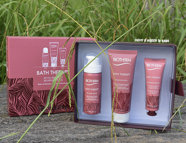 Set Relaxing Ritual Bath Therapy de Biotherm