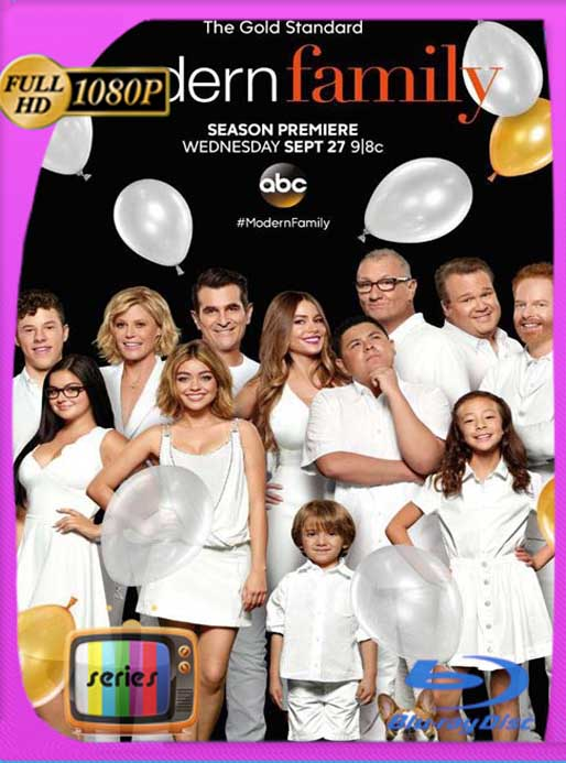 Modern Family Temporada 1-2-3-4-5-6-7-8-9-10 HD [1080p] Latino [GoogleDrive] SXGO