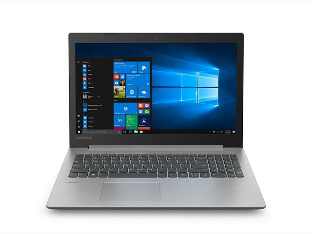 Lenovo Ideapad 330 Intel Core I3 7th Gen 15.6-inch FHD Laptop