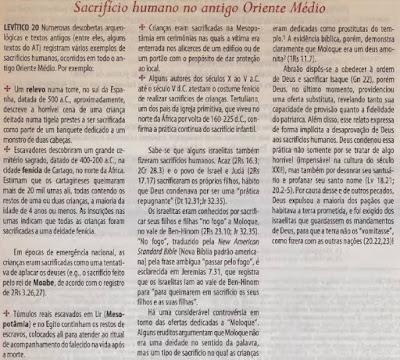 bíblia arqueológica danilo moraes