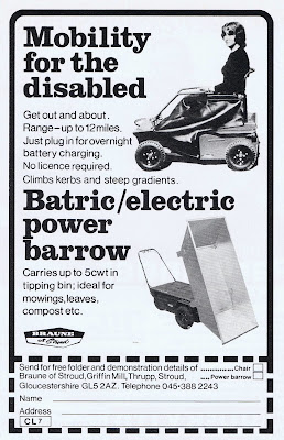 Batric/electric power barrow