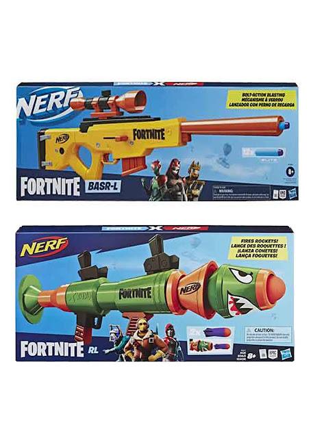 Nerf Fortnite Series