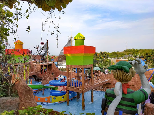 Wahana Citra Grand Mutiara Waterpark