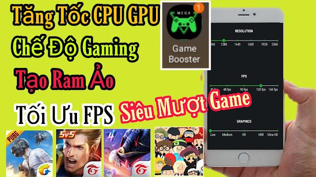 CÁCH GIẢM LAG VỚI GFX TOOL GAME BOOSTER PRO NEWS