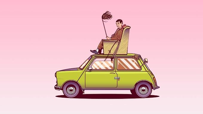 Papel de Parede Mr. Bean