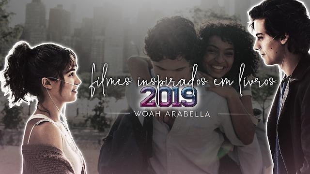 FILMES | Livros Que Chegaram Aos Cinemas Em 2019