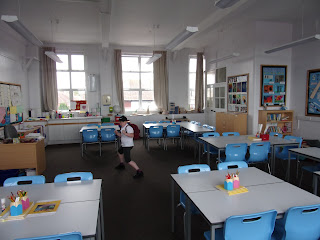 meon junior school year 6 classroom