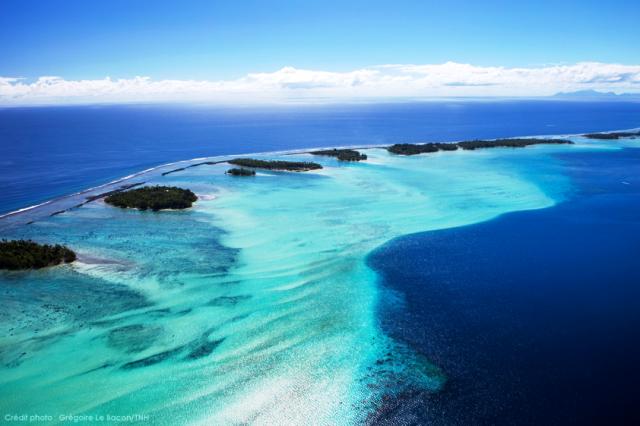 Mais uma foto incrível de Bora Bora