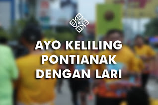 Pontianak City Run 2020