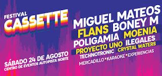 POZ 2 FESTIVAL CASSETTE Bogota 2019
