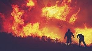 Makalah kebakaran hutan dan pengendaliannya bertujuan untuk memberikan cara penanggulangan kebakaran yang terjadi pada kawasan hutan kalimantan.