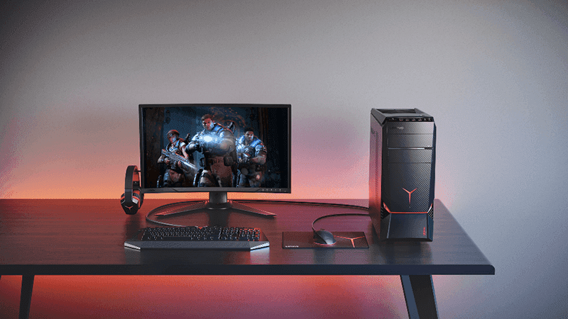 The Lenovo Legion Y720 - Mainstream Gamers