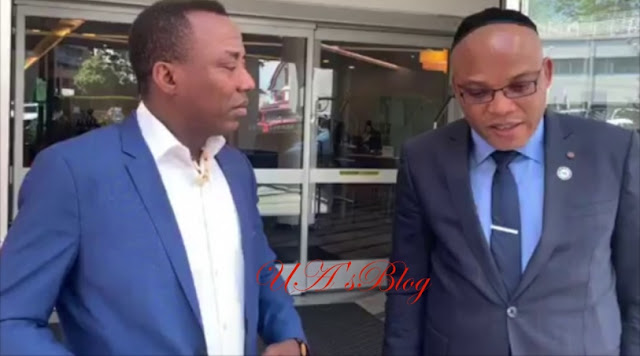 How Nnamdi Kanu and Sowore plotted to Overthrow Buhari – DSS