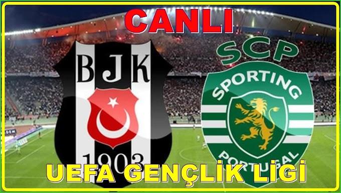 Beşiktaş Sporting lizbon canlı maç izle