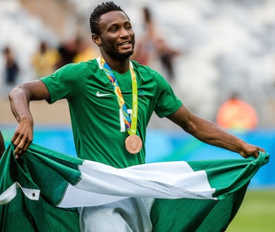 I am now matured to lead Eagles – Mikel