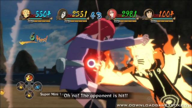 Naruto Shippuden Ultimate Ninja Storm Revolution [Jtag/RGH