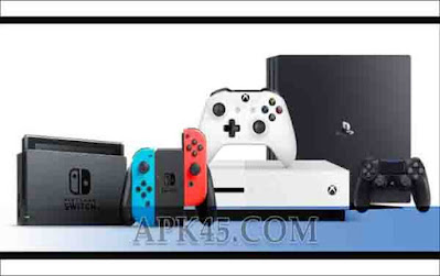 best game console, game console