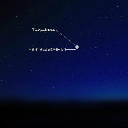 TAESABIAE – 이별 비가 오는날 슬픈 바람이 분다 (Feat. 려) – Single