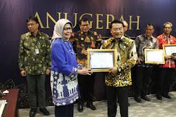 12 Kementerian/Lembaga dan BUMN Raih Penghargaan Layanan Informasi Mudik 2019