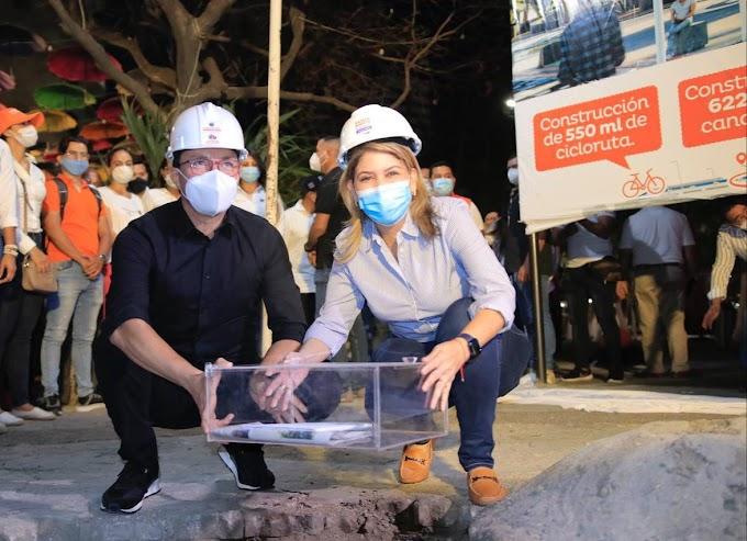 El Camellón de El Rodadero será una obra incluyente, moderna y sostenible