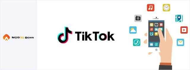 تحميل TikTok تيك توك مهكر للاندرويد 2020