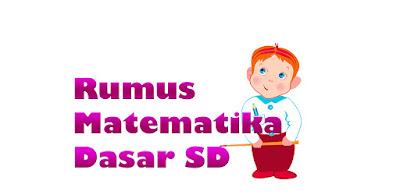 Rumus Matematika Dasar SD