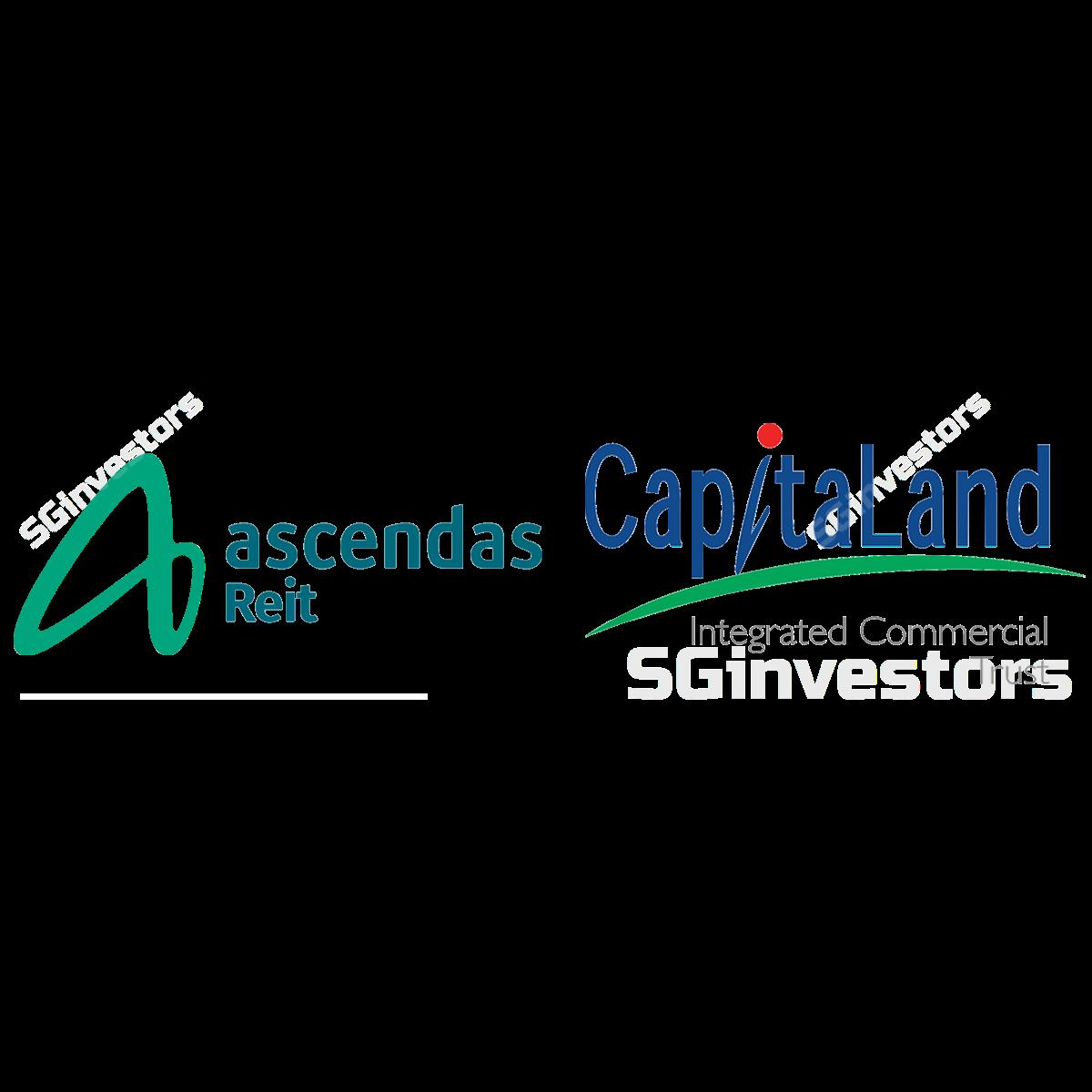 Ascendas REIT vs CapitaLand Integrated Commercial Trust | SGinvestors.io