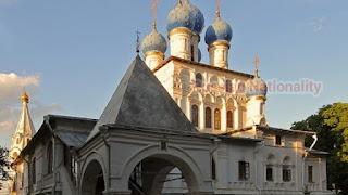 Church of the Kazan Icon of the Mother of God in Kolomenskoye