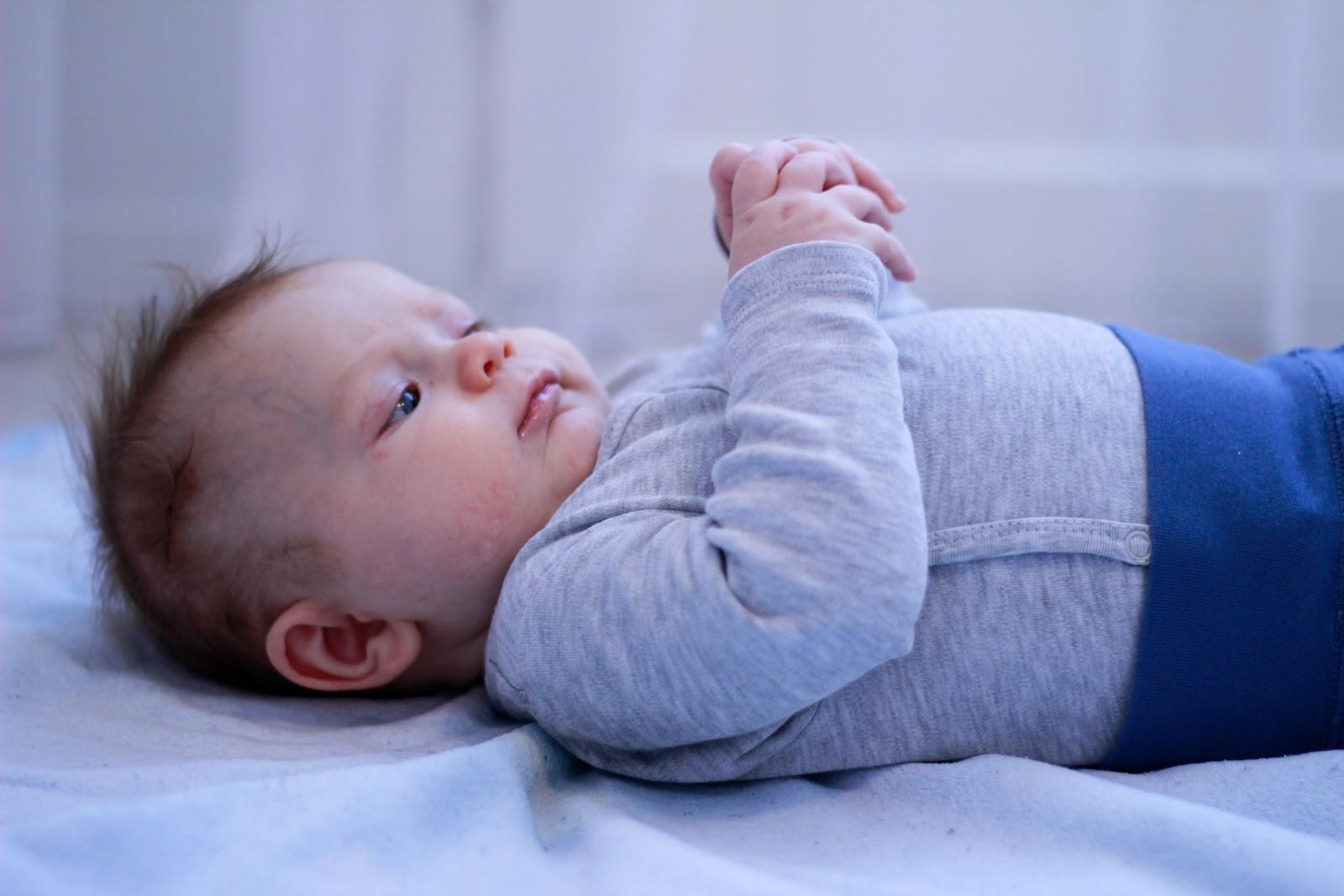 Vauva 3 kk kehitys