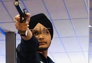 Shooter Sarabjot Singh won India's ninth gold in ISSF Junior World Cup