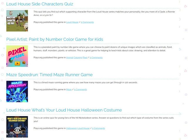 Game terbaru di situs Plays