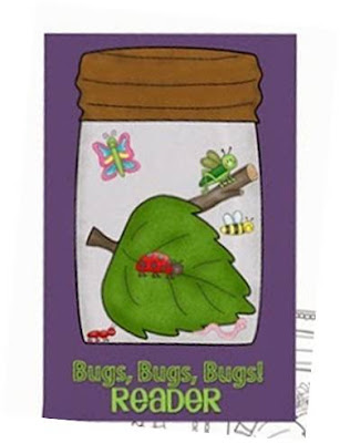 Bugs Sight Words Reader