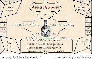 TOGEL HK, CODE SYAIR HK, PREDIKSI TOGEL DAN BOCORAN ANGKA JITU HK RABU