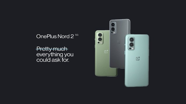 OnePlus Nord 2 5G with Dimensity 1200-AI Chipset, 50MP Camera Launched in Nepal: Check Specifications & Price in Nepal.