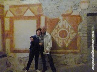 subterraneos roma city tour guia particular - Subterrâneos de Roma