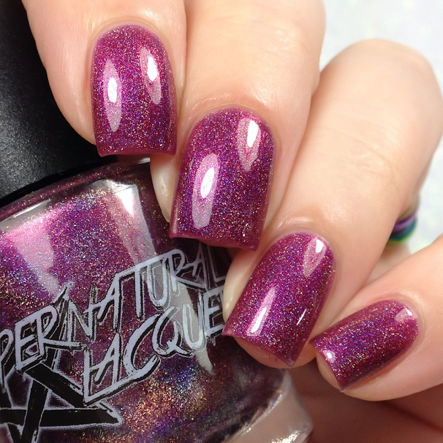 Supernatural Lacquer-Keep Calm & Fight Cancer